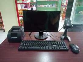 Komputer Kasir Sukoharjo Paket Hemat