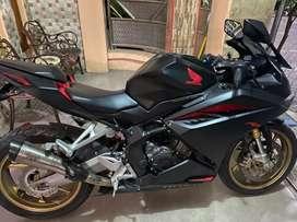 Dijual Motor Honda CBR 250RR