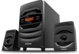 NEW PHILIPS MMS2625B/94 31 watts Bluetooth Home Theatre  (Black, 2.1 C