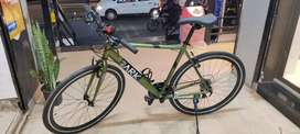 BIKE ARK  hybridb 21 Speed gear cycle for sale only 2 months less used