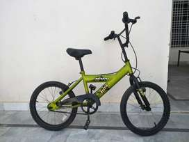 imported Avigo Recon BMX bike 18""