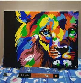 Painting on sell