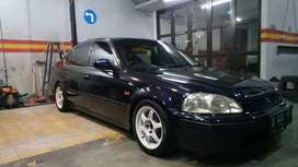 Honda Civic Ferio Tahun 1998 - Manual