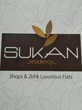 Road touch 1st floor.dukan for sell with rent income