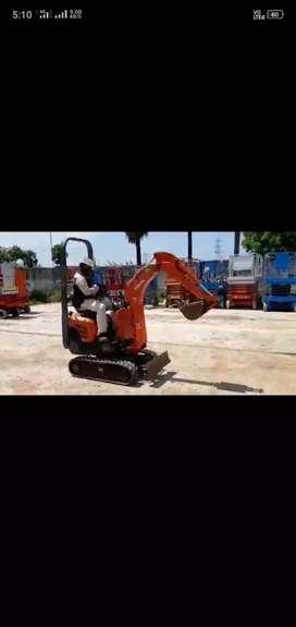 mini jcb excavator, boom&scissorslift,scaffold&others - sales&rental