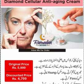 Diamond Cream For antiaging