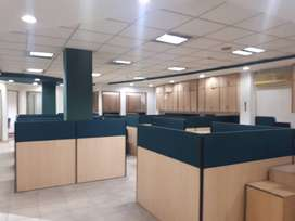 Furnished and Well Maintained Office Space at Okhla