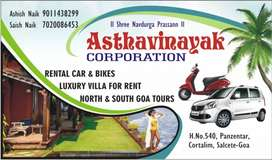 Travel agency in Goa