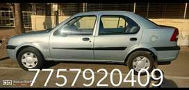 Ford Ikon 2004 Petrol Well Maintained with 5 year extended fitness