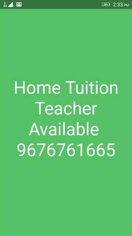 Home  Tuition Teacher - Qualification B.Tech (Graduate ) & D.ED (Ed)
