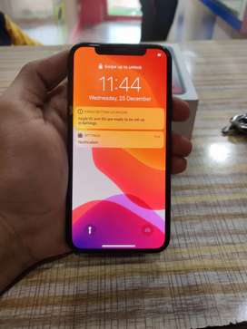 iPhone X(256GB) Space Gray..