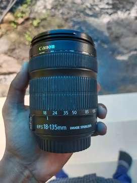 Canon 18 135 mm
