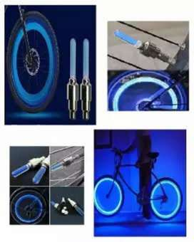 Bike tyre lights