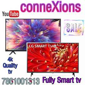 BRAND NEW 42 inches full hd smart android led tv at very low price