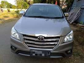 Sold Toyota Kijang Innova G 2.0 2015
