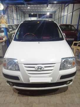 Hyundai Santro Xing GLS (CNG), 2012, CNG & Hybrids