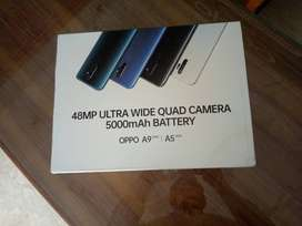 Oppo A9-2020 with oppo Gift box & whole sale rate