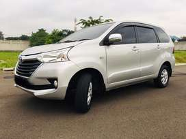 harga cash Toyota Avanza 1.3 G 2017 MT silver metallic