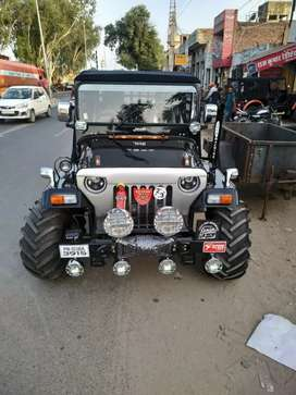 dabwali jeep modified