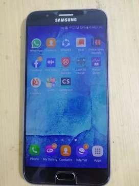 Samsung galaxy A8 3gb 32gb with Charger and Bill Teka Naka