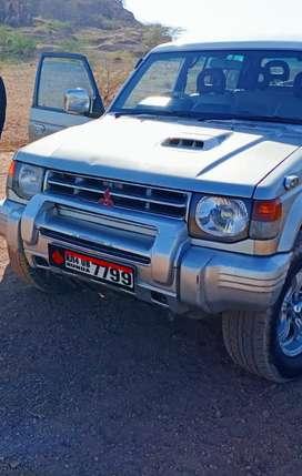 Mitsubishi Pajero 2007 Diesel 115000 Km Driven