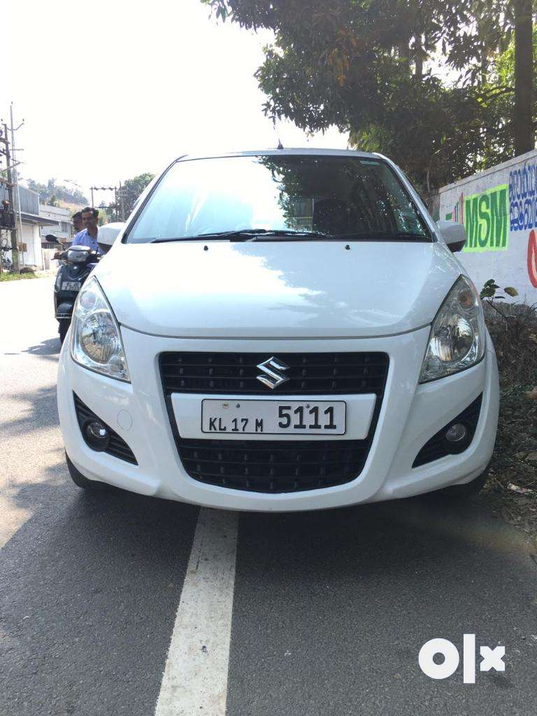 Maruti Suzuki Ritz Vdi BS-IV, 2014, Diesel 0