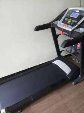 Treadmill elektrik 16 speed New Moscow Double shock