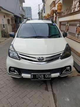 Toyota avanza 1,3 E tahun 2013 Modifikasi Full G