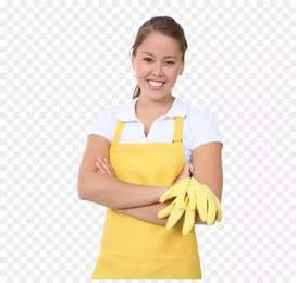 Female Maid For 24hrs