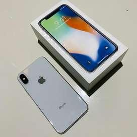 Iphone x 64 gb ibox fullset ori