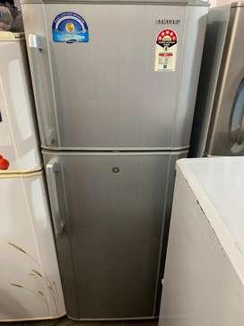 Double door fridge samsung { 290 liter }