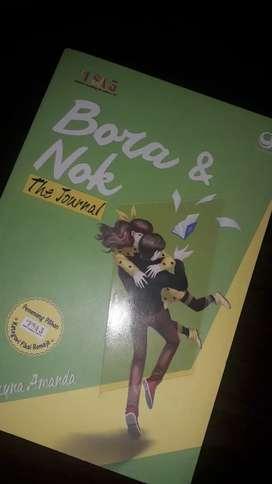NOVEL BORA & NOK THE JOURNAL