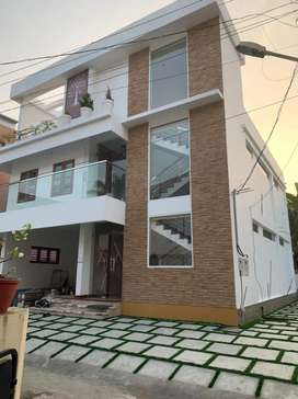 6 CENT WITH 2,500 SQUARE FEET BRAND NEW  VILLA FOR SALE AT KADAVANTHRA