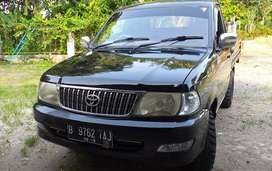 Dijual kijang pick-up th 2006.body kaleng.