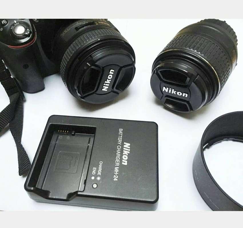 Nikon D5300 18-55 VR II Kit 0