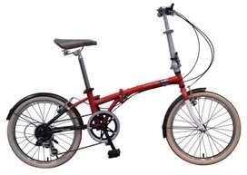 Sepeda Lipat London Taxi (barang langka) buruann stock limitt