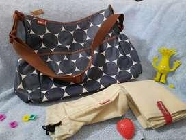 Dijual tas (diapers bag) Babymel bagussss, trendy