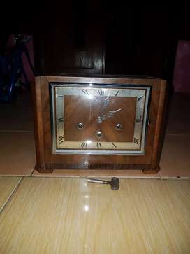 mantle clock foreign made in london england 3 melody jam duduk