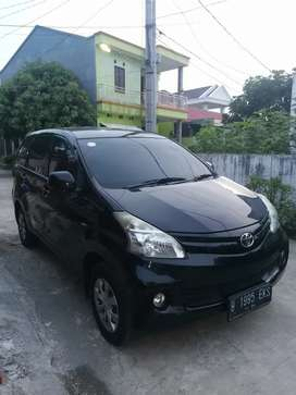 Toyota all new avanza 1.3 at 2014