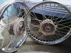 Royal Enfield Spoke Wheels for Sale