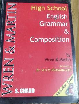 Books High school Eng grammar & Composition