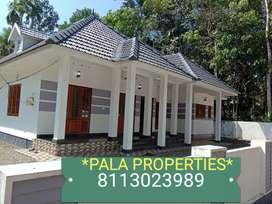BEAUTIFUL BRAND NEW HOUSE SALE IN PALA TOWN NEAR 4 KM VALLICHIRA