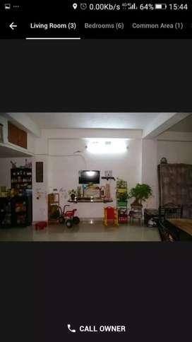 Spacious flat in Rajarhat on re-sale