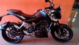 Finance advt for Duke 200 Duke 390 Duke 250 RS 200 ns 200 himalayan