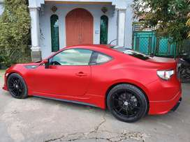AUM*Dp150jt Toyota FT86 TRD 2013AT full modifikasi
