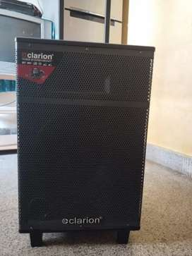 stranger speaker box dj party sound.. clarion