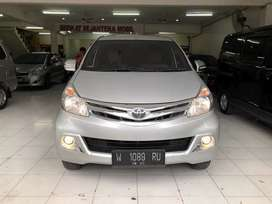 Avanza 1.3 G Manual 2015 DP Minim Bisa