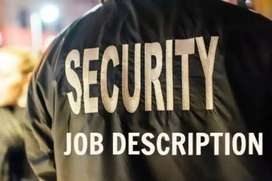 Security guards opening on malls and hospitals.
