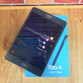 Samsung tab A s pen 2018