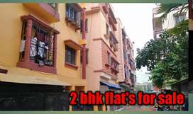 2 bhk furnished flat for sale.